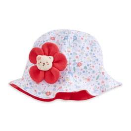 夏威夷女童帽-雙面帽