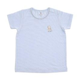 自然風側開衫(護膚天絲洞洞提花布)