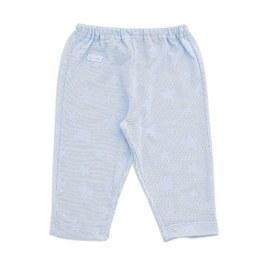 星星熊嬰兒長褲(透氣提花布)