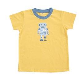 小機器人圓領衫