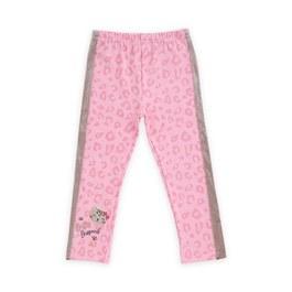 粉紅豹九分合身褲