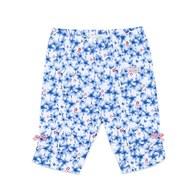 夏日海邊五分合身褲