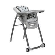 multiply™ 6in1 成長型多用途餐椅-灰