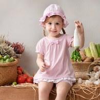 親愛寶貝女童帽