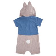比得兔造型短袖兔裝