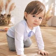 寶貝比得長袖兔裝